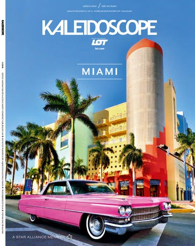 Kaleidoscope November 2018 by LOT Polish Airlines - issuu 8ceeb479283