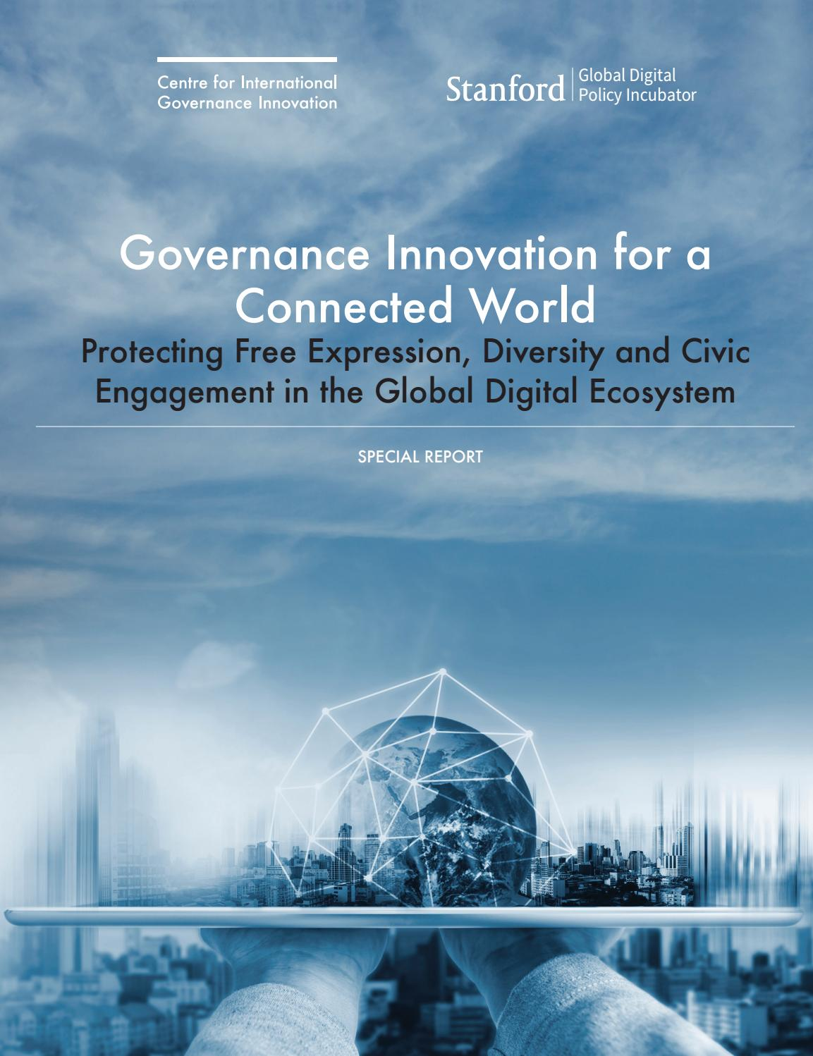 Governance Innovation for a Connected World by Centre for