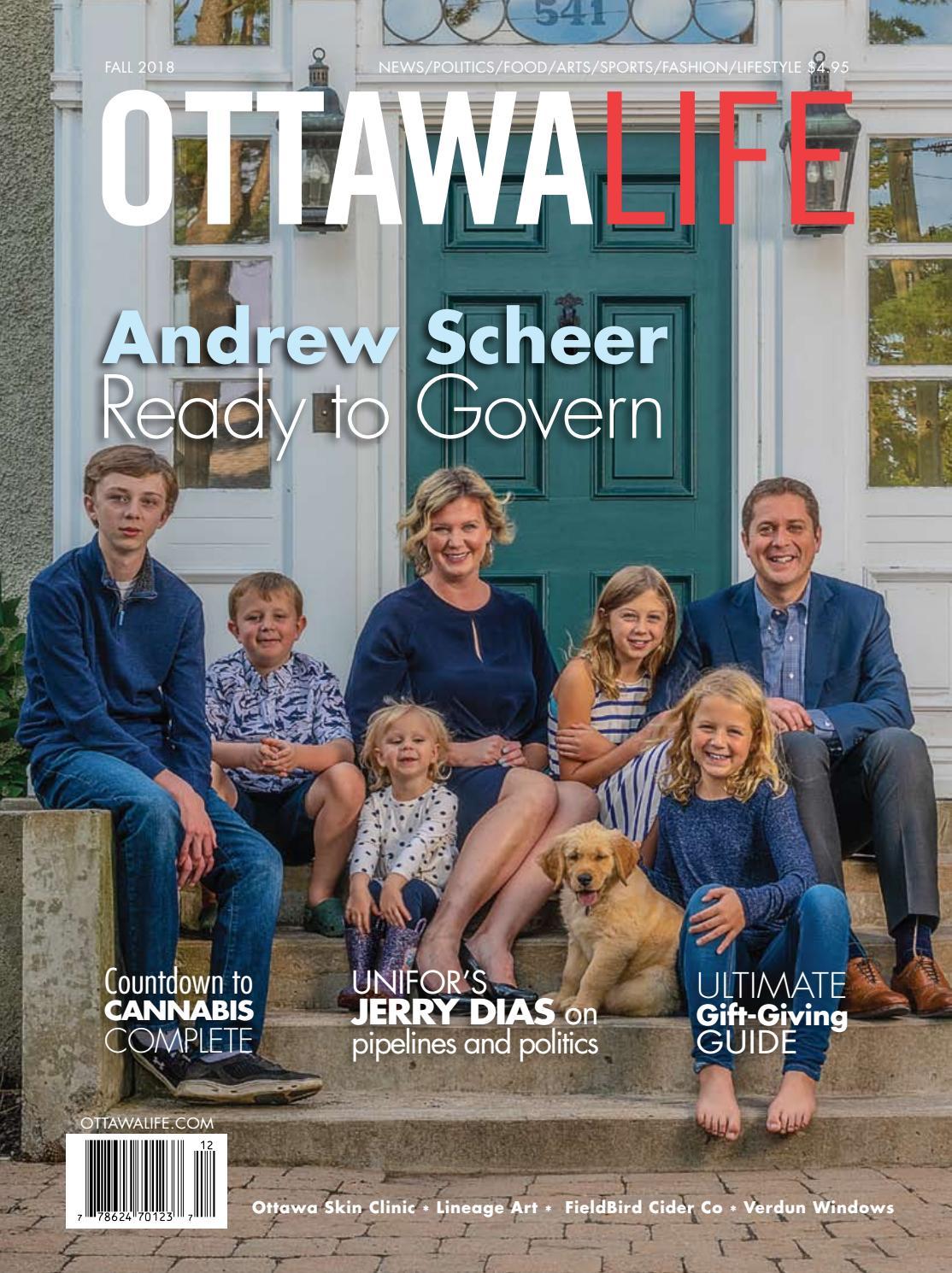 Fall 2018 By Ottawa Life Magazine Issuu Free Heater Circuit Rosemary Ainslie Basiccircuit