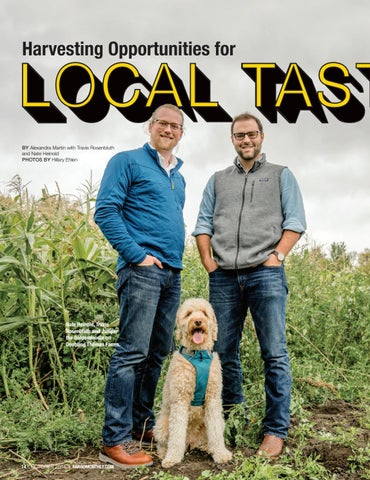 Page 16 of Harvesting Opportunities for Local Tastes