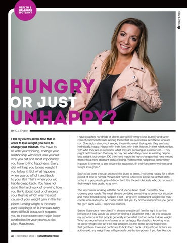 Page 50 of Hungry or Just Unhappy?