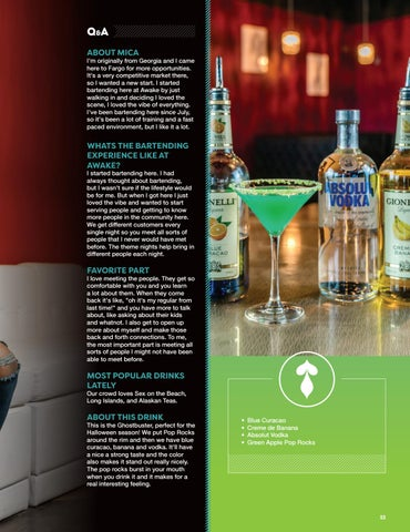 Page 55 of Mixologist of the Month: Mica Carter