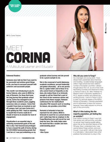 Page 58 of Meet Corina: Think Global, Act Local