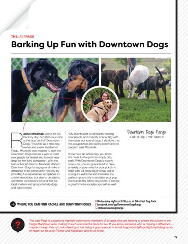Page 81 of The Last Page: Downtown Dogs