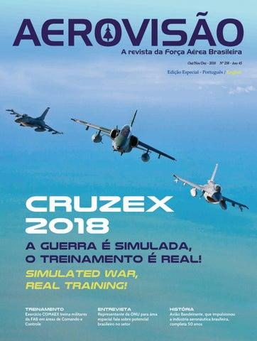 4272c89db4 Aerovisao 258 out nov dez 2018 by Força Aérea Brasileira - issuu