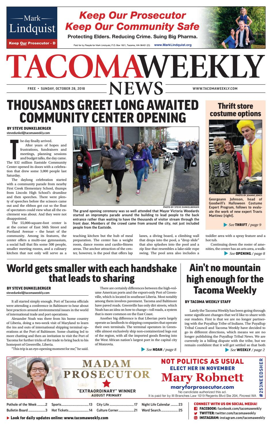 42690d5c2 TW 10.28.18 by Tacoma Weekly News - issuu