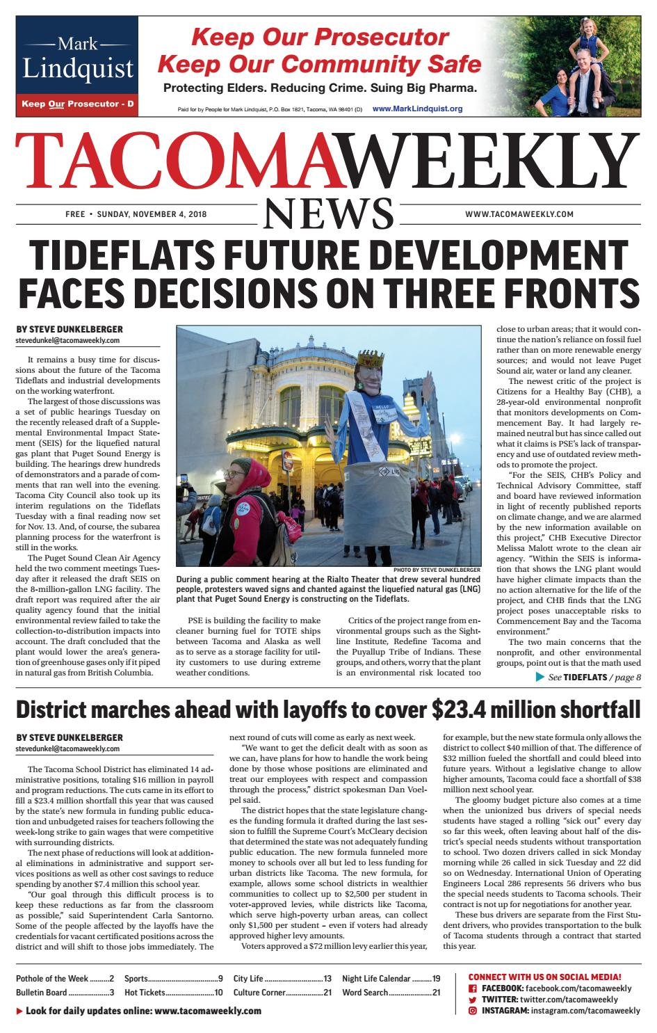 02374d83f6c TW 11.04.18 by Tacoma Weekly News - issuu