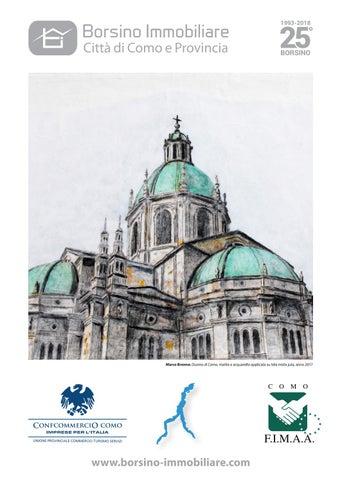 c75204364d Marco Brenna: Duomo di Como, matita e acquarello applicata su tela mista  juta, anno 2017