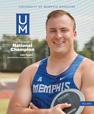 3cd74d04c University of Memphis Magazine - Fall 2018 by University of Memphis ...