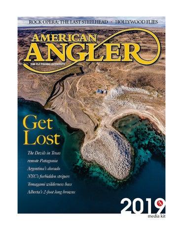 American Angler 2019 Media Kit