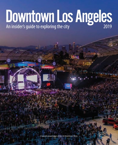 d77956feb50 2019 Downtown Los Angeles by Los Angeles Downtown News - issuu