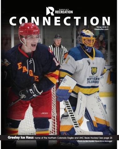 Recreation Connection magazine winter 2018 by City of Greeley ... 95f2e5f6c
