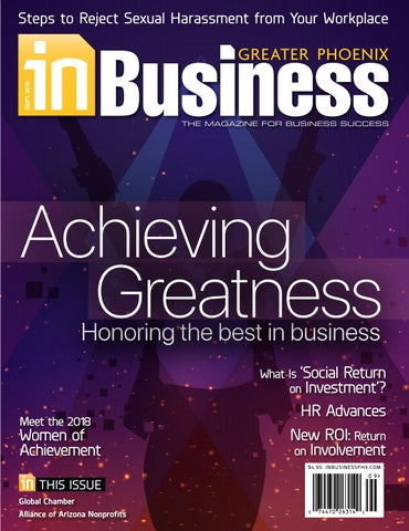 79e6b16e0fa7 September 2018 Issue of In Business Magazin by InMedia - issuu