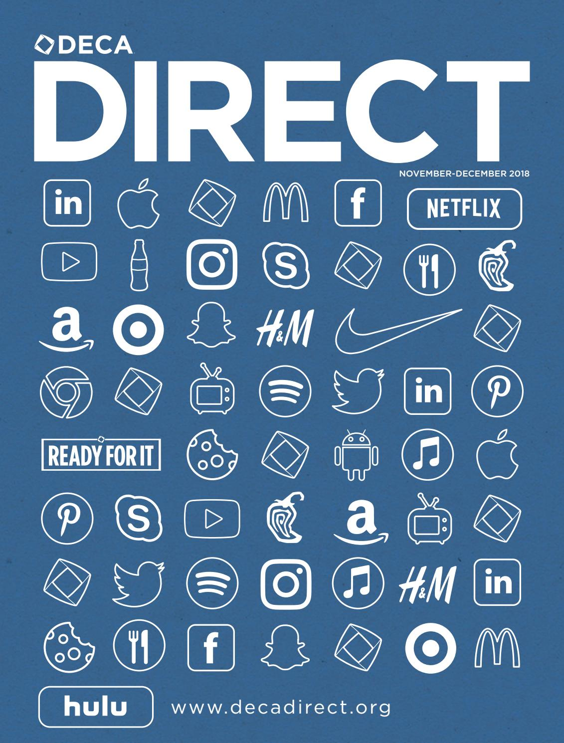 DECA Direct | November-December 2018 by DECA Inc  - issuu