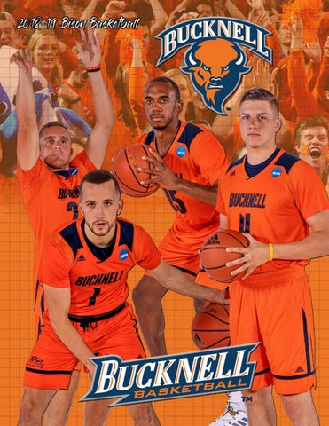 cde7cfd7d7be 2018-19 Men s Basketball Media Guide by Bucknell University - issuu