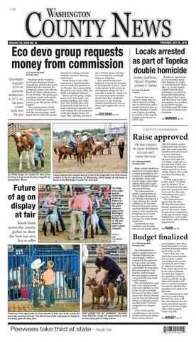 Three samples Best use of Photos by Washington County News - issuu