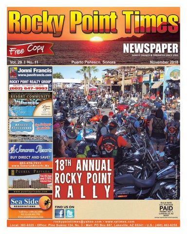 Rocky Point Times November 2018 by Rocky Point Services - issuu
