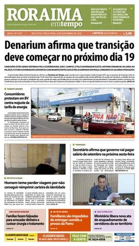 e97f2c49ef5 Jornal Roraima em tempo – edição 1075 by RoraimaEmTempo - issuu
