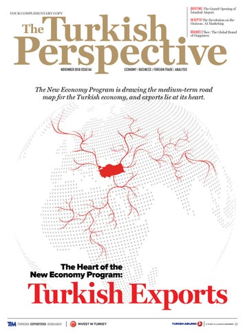 The Turkish Perspective 064 by Turkish Exporters Assembly - issuu
