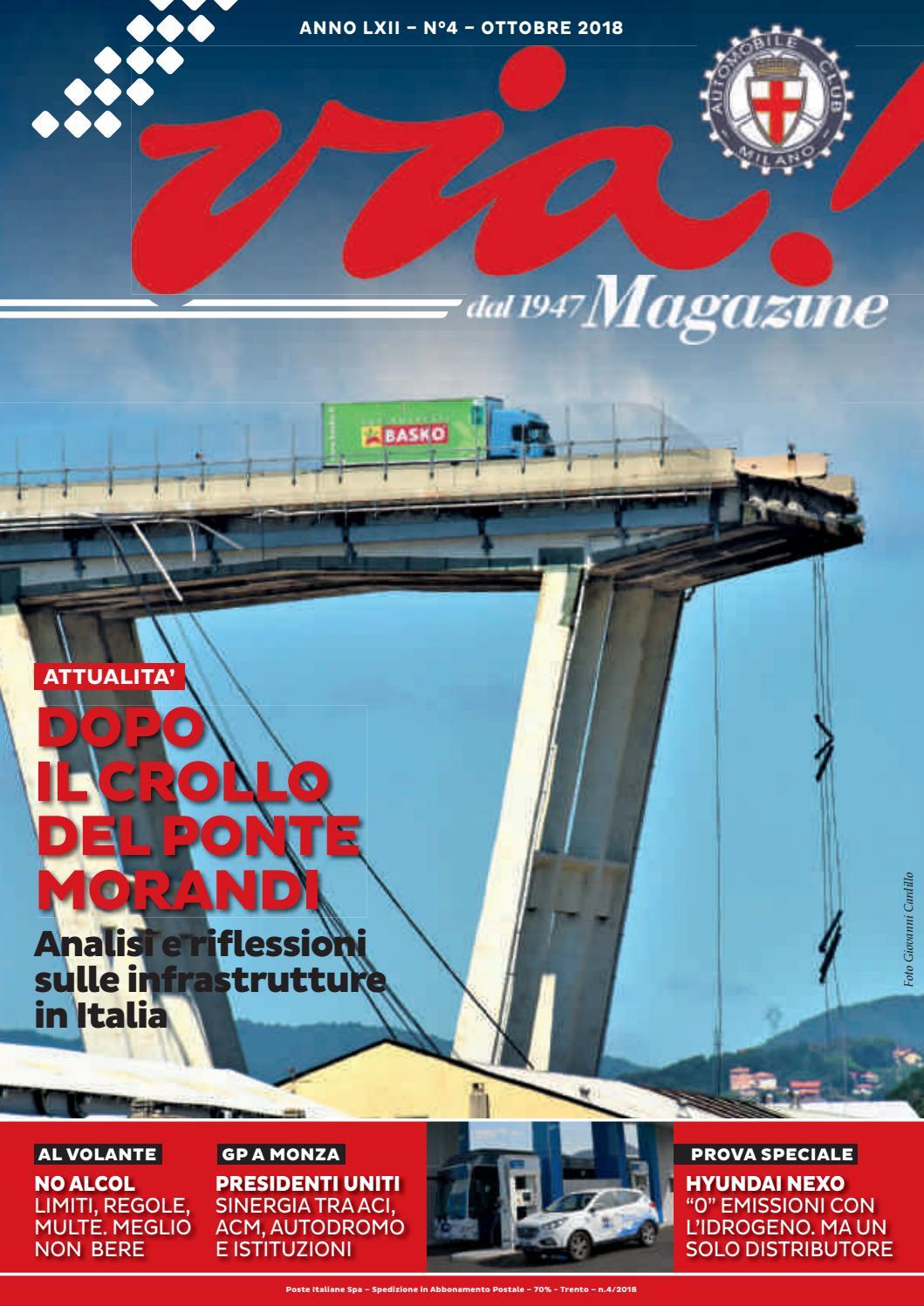 Sedile Imponente E Severo.Via N 4 2018 Ac Milano By Aci Issuu
