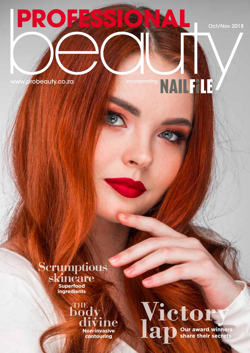 ff4fda2d87d Professional Beauty Magazine by Professional Beauty SA - issuu