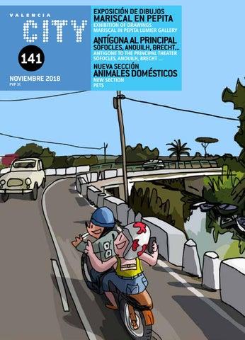c9aa8f8be Valencia City Noviembre by Valencia City - issuu