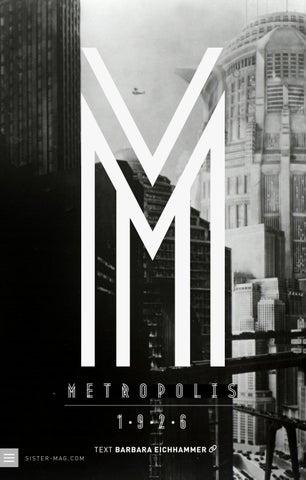 Page 16 of Filmvorstellung »Metropolis« – Ein Film schlägt viele Rekorde