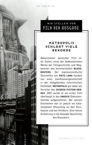 Page 17 of Filmvorstellung »Metropolis« – Ein Film schlägt viele Rekorde