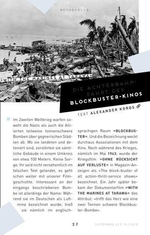 Page 27 of Filmgeschichte Teil 10 - Die Achterbahnfahrt des Blockbuster-Kinos