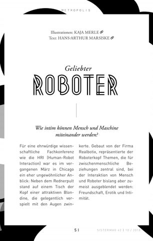 Page 51 of Geliebter Roboter
