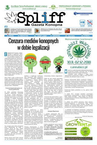 59 Spliff Gazeta Konopna By Spliff Gazeta Konopna Issuu