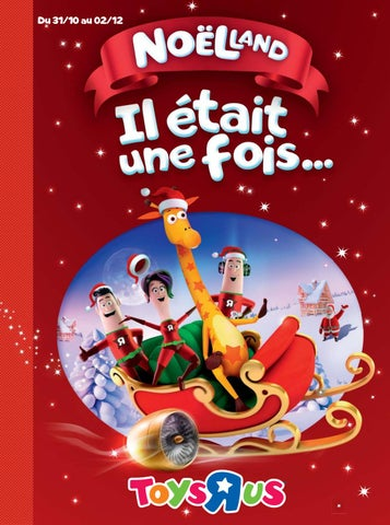 Catalogue jouets Noël 2018 - Toys\'R\'Us by Yvernault - issuu