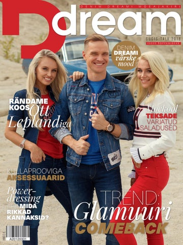 8e0399cc06c Magazine Dream by Kaidi Laev - issuu