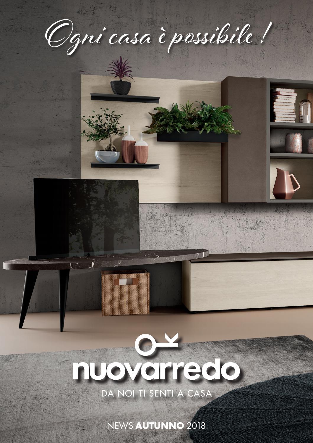 Nuovo Arredo Taranto Catalogo.News Autunno 2018 By Nuovarredo Issuu