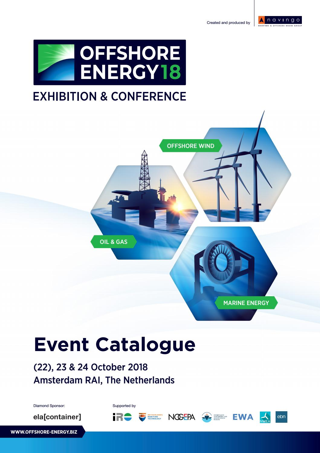 Offshore Energy Exhibition Conference 2018 Event Catalogue By Our Circuit Adding A Switch First We Took Apart An Old Flashlight Navingo Bv Issuu