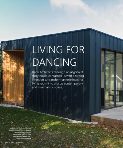 Page 142 of LIVING FOR DANCING