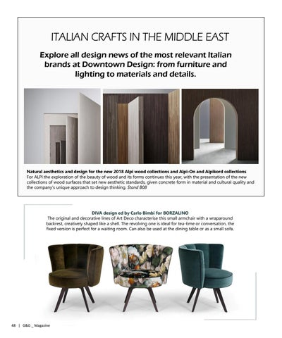 Page 48 of ITALIAN CRAFTS IN THE MIDDLE EAST