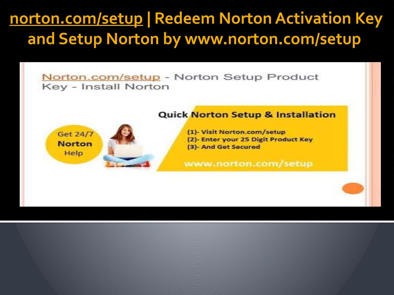 norton com/setup - Purchase Norton Antivirus Product Key by