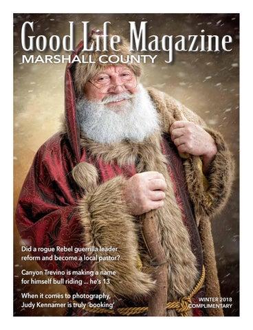 Marshall Good Life Magazine - Winter 2018 by The Good Life Magazine ... e2de19e3017a