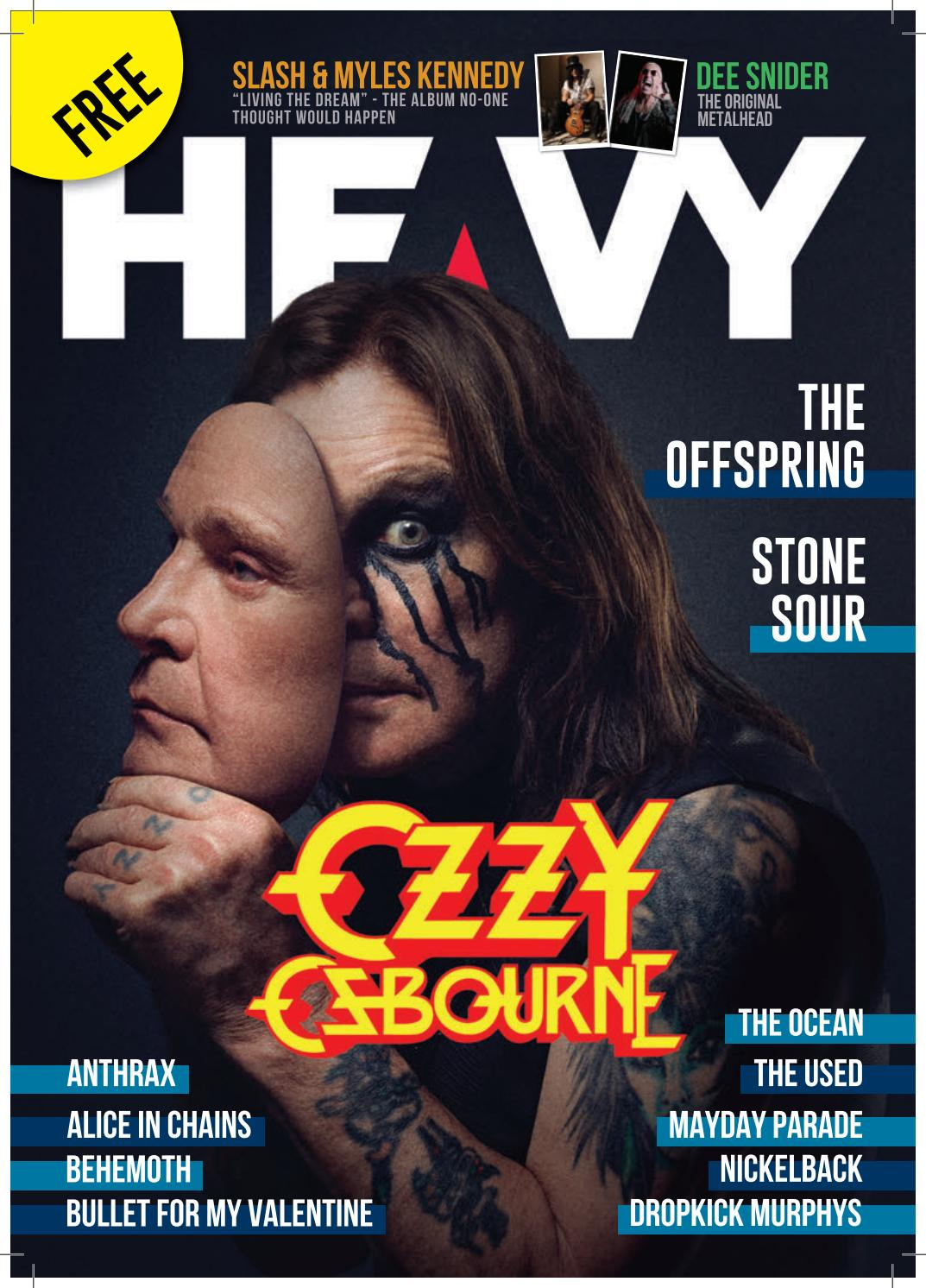 HEAVY Music Magazine - Issue #65 - November 2018 by HEAVY Music
