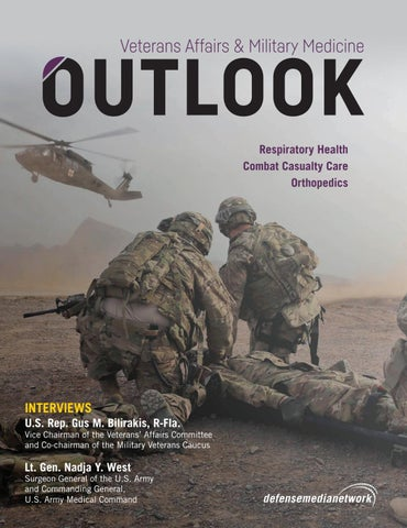 Veteran Policymaker Says 80 Percent Of >> Veterans Affairs And Military Medicine Outlook Fall 2018 By
