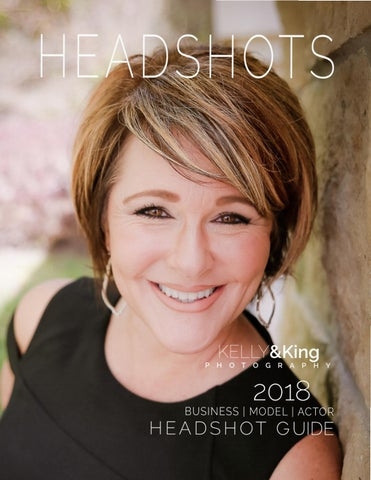 Kelly & King Photography Headshot Guide by Kelly & King Photography