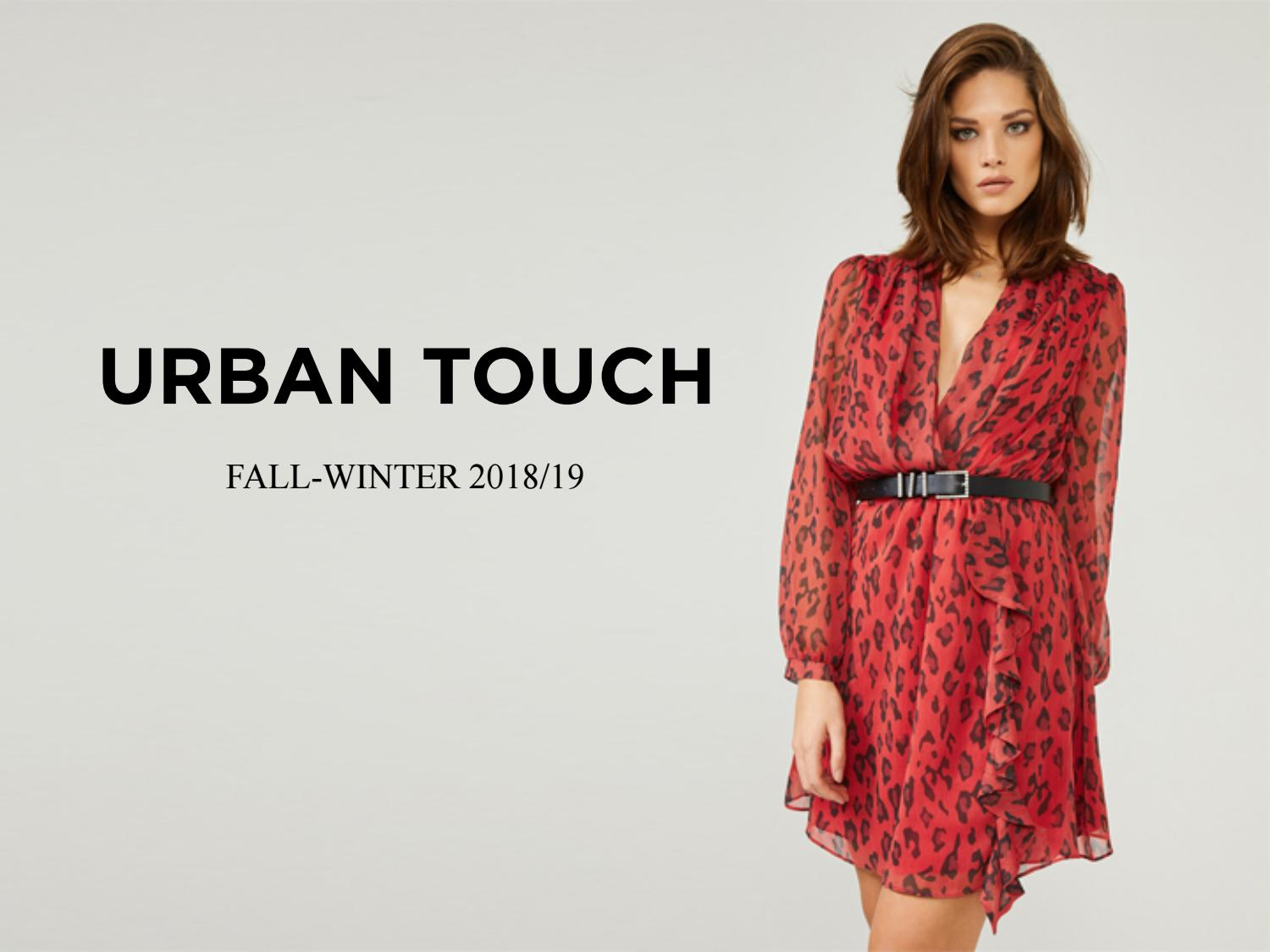 d6cd6aad4baf Urban Touch Fall Winter 2018/19 by Urban Touch - issuu