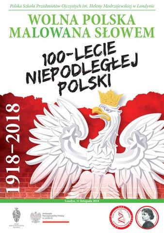 Wolna Polska Malowana Słowem By Grzegorz Martynowski Issuu