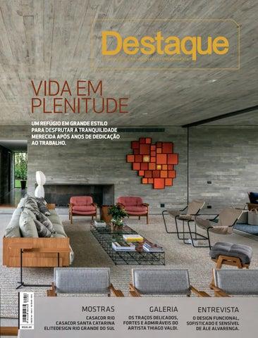 Revista Destaque Decor - Edição de Outubro e Novembro 2018 by ... c57fd4e8ff