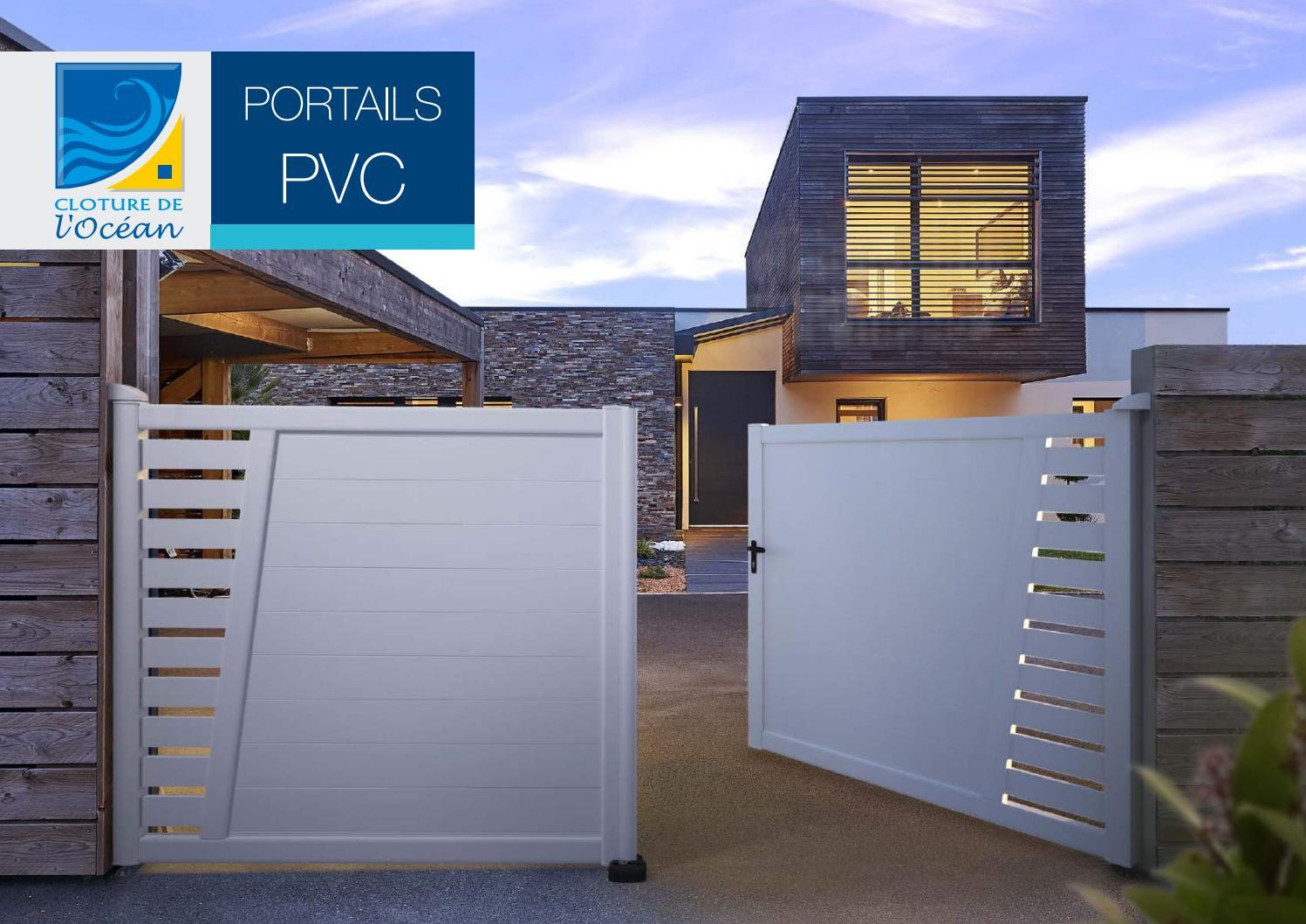 Mousse Sur Portail Pvc portail pvcbeaulieu menuiseries - issuu