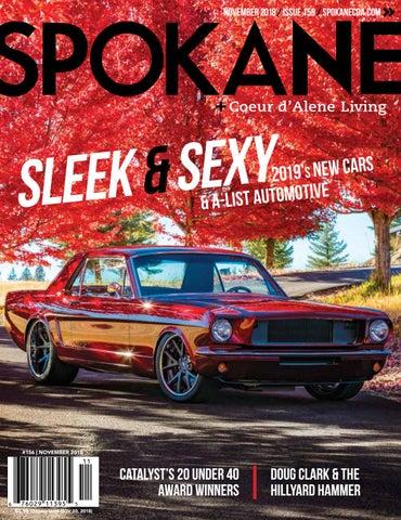 Spokane Coeur D Alene Living November 2018 156 By Spokane