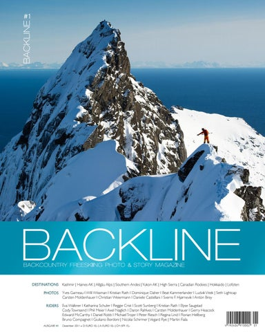 BACKLINE 2011 Backcountry Freeskiing Photo & Story