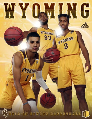 04a271f495c 2018-19 Wyoming Cowboys Basketball Media Guide by Amil Anderson - issuu