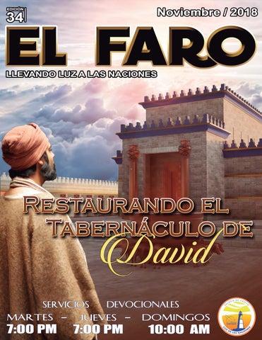Restaurando El Tabernáculo De David By Iglesia De Cristo Luz De Las